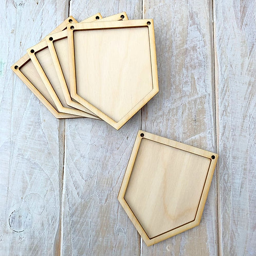10 Pack Bunting Frame Bunting P