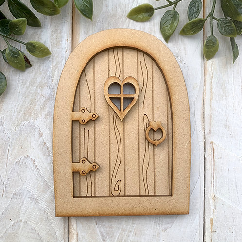 MDF Fairy Door Kit MDF C