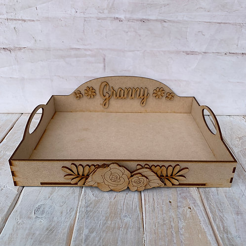 MDF Tray Mother's Day