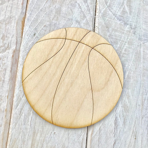 Plywood BasketBall 10 Pack
