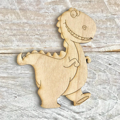 Plywood T Rex 10 Pack