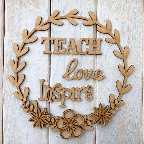 Laurel 2 Hoop Kit Teach Love Inspire