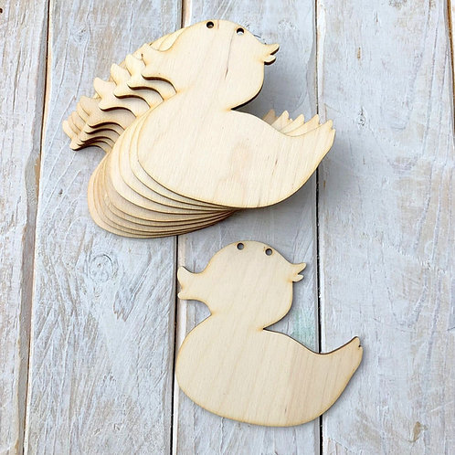 10 Pack Bunting Duck