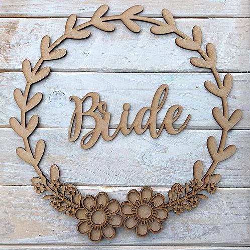 Laurel 2 Hoop Kit Bride or Groom