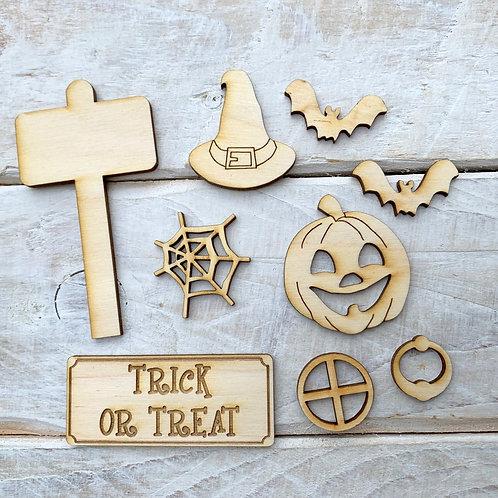 Fairy Door Accessory Kit Halloween Pack