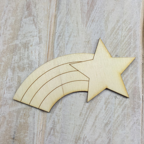 Plywood Shooting Star 10 PACK