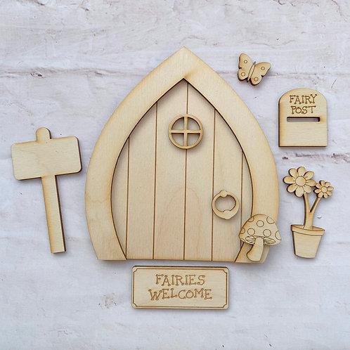 FAIRY DOOR TD