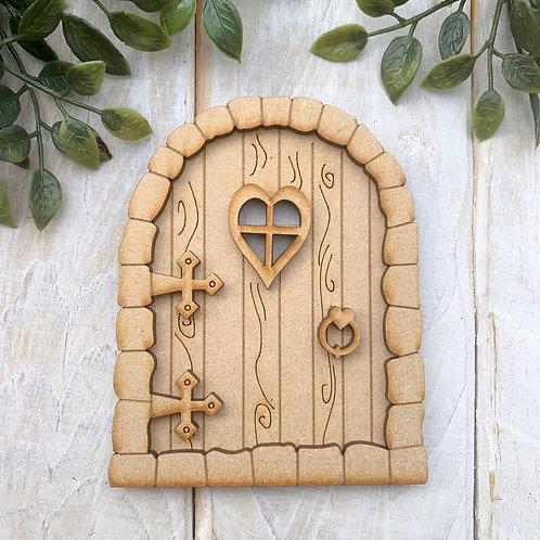 MDF Fairy Door Kit MDF SH