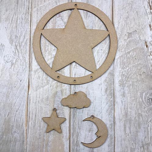 Dreamcatcher with Star