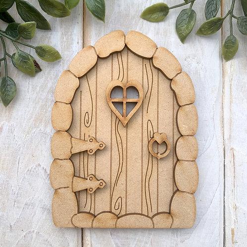 MDF Fairy Door Kit MDF CS