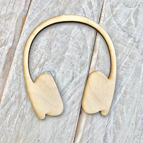 Plywood Headphones 10 Pack