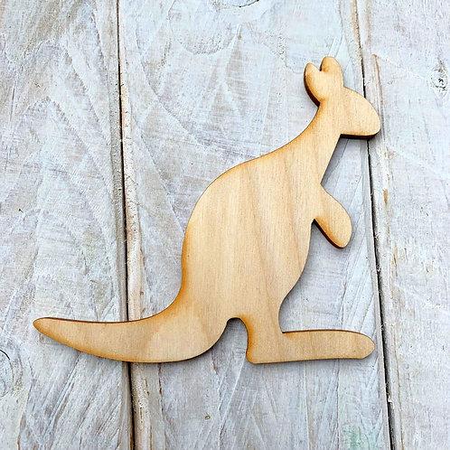 Plywood Kangaroo 10 Pack