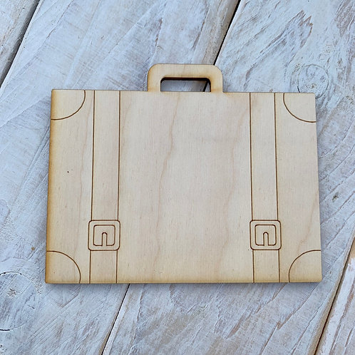 Plywood Suitcase 10 Pack