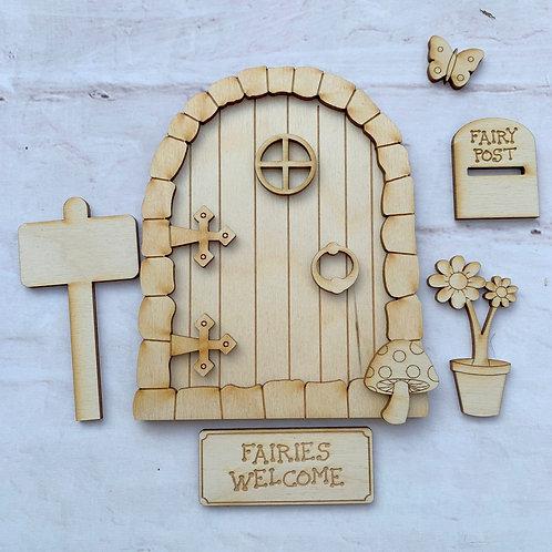 FAIRY DOOR SH