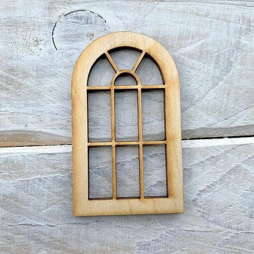 6 Pack Fairy Door Window Georgian