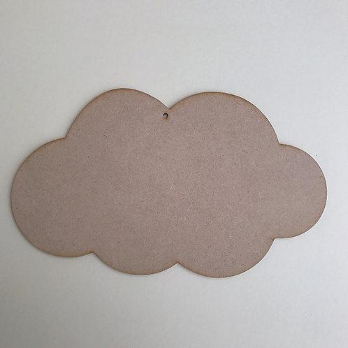 Cloud Plaque