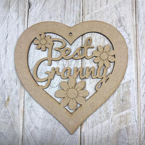 Best Granny Heart