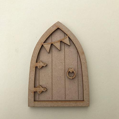 MDF Fairy Door Kit MDF PB