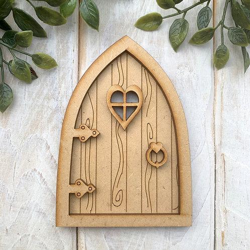 MDF Fairy Door Kit MDF P