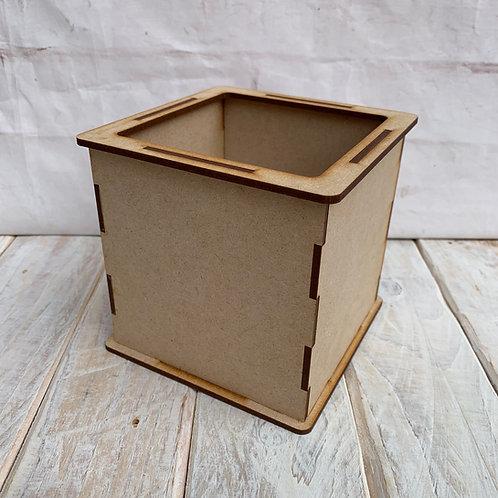 MDF Storage Pot