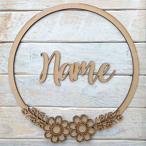 Hoop Kit with Name