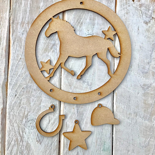 Dream Catcher Horse