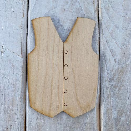 Plywood Irish Dance Waistcoat 10 Pack