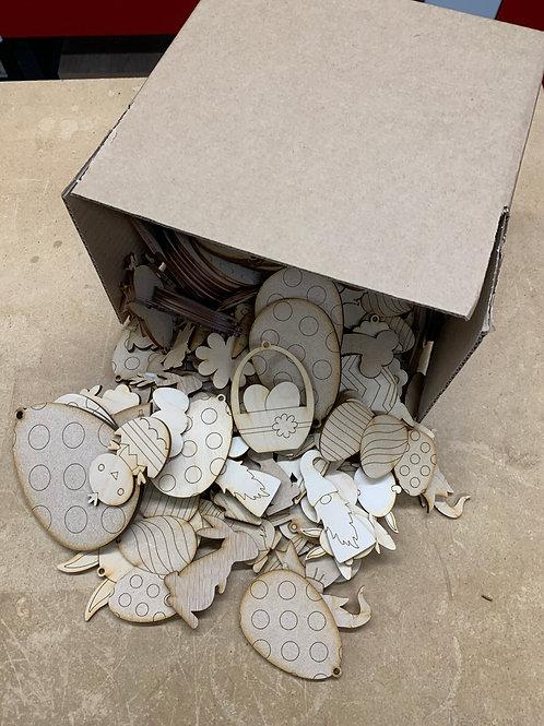 Easter Bargain Box