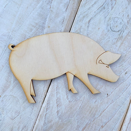 Plywood Pig 10 Pack