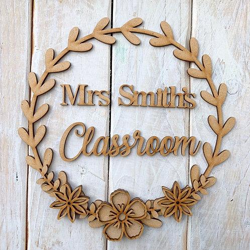 Laurel 2 Hoop Kit Teacher Classroom