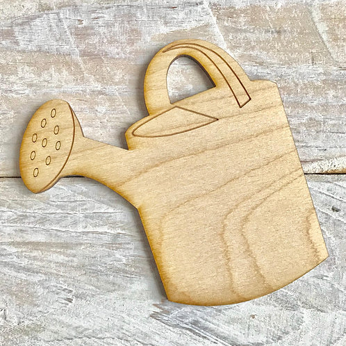 Plywood Watering Can 10 Pack