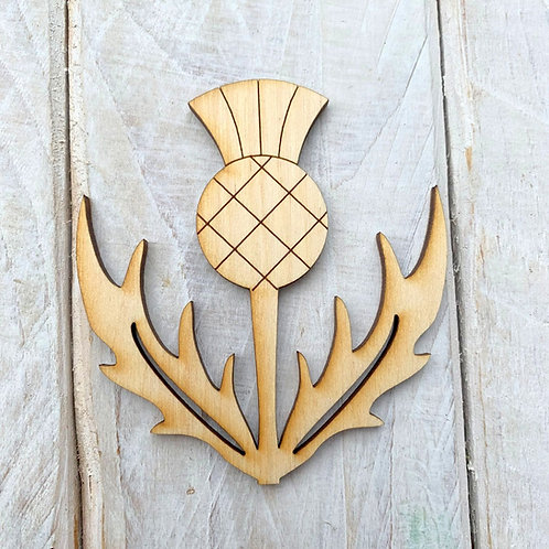 Plywood Thistle 10 Pack