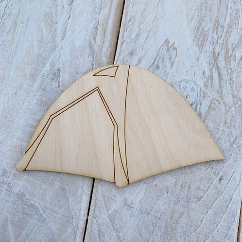 Plywood Dome Tent 10 Pack