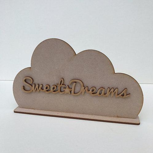 Cloud Shelfie Sweet Dreams