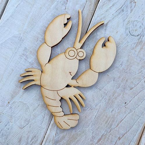 Plywood Lobster 10 Pack