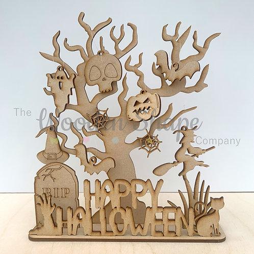 Halloween Haunted Tree Kit