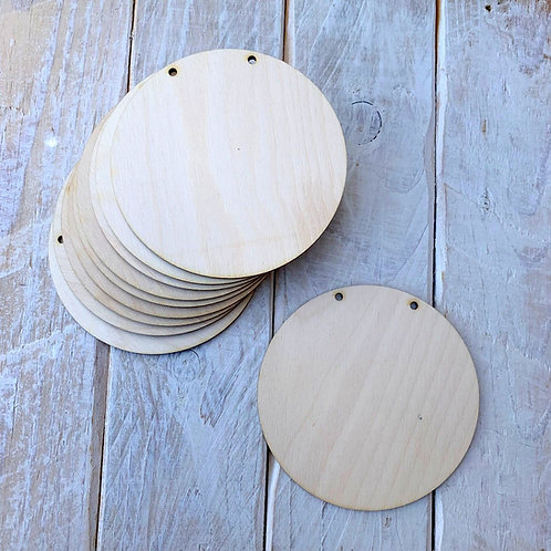 10 Pack Bunting Circle