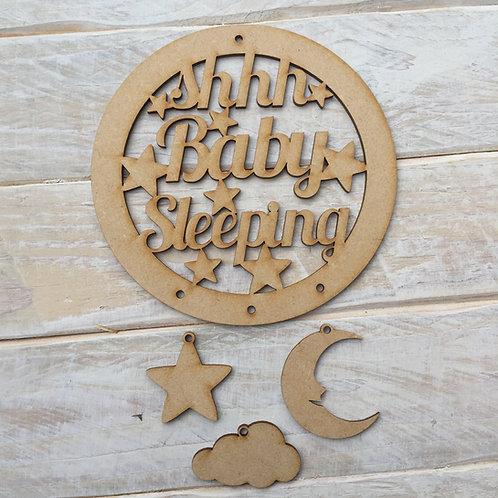 Dream catcher shhh Baby Sleeping