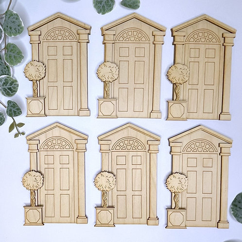 6 Pack Clearance Doors G