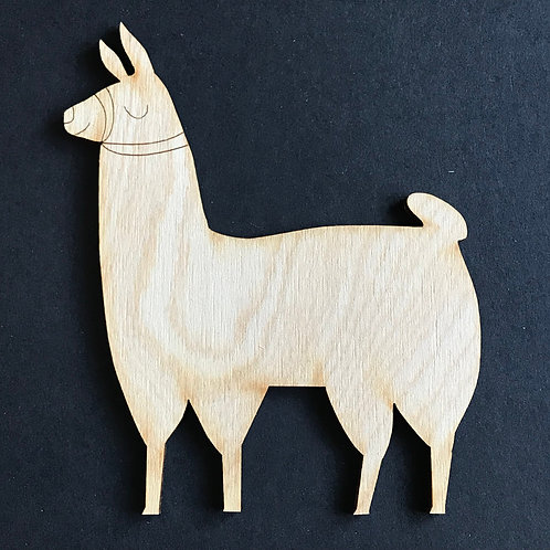 Plywood 10 Pack Shape Lama
