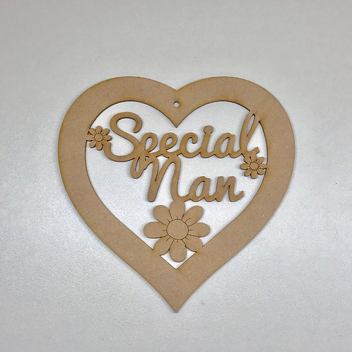 Special Nan Heart