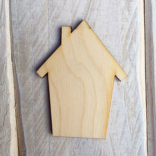 Plywood House 01 Shape 10 PACK