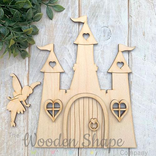 Large Fairy Door Castle Door Code Castle G