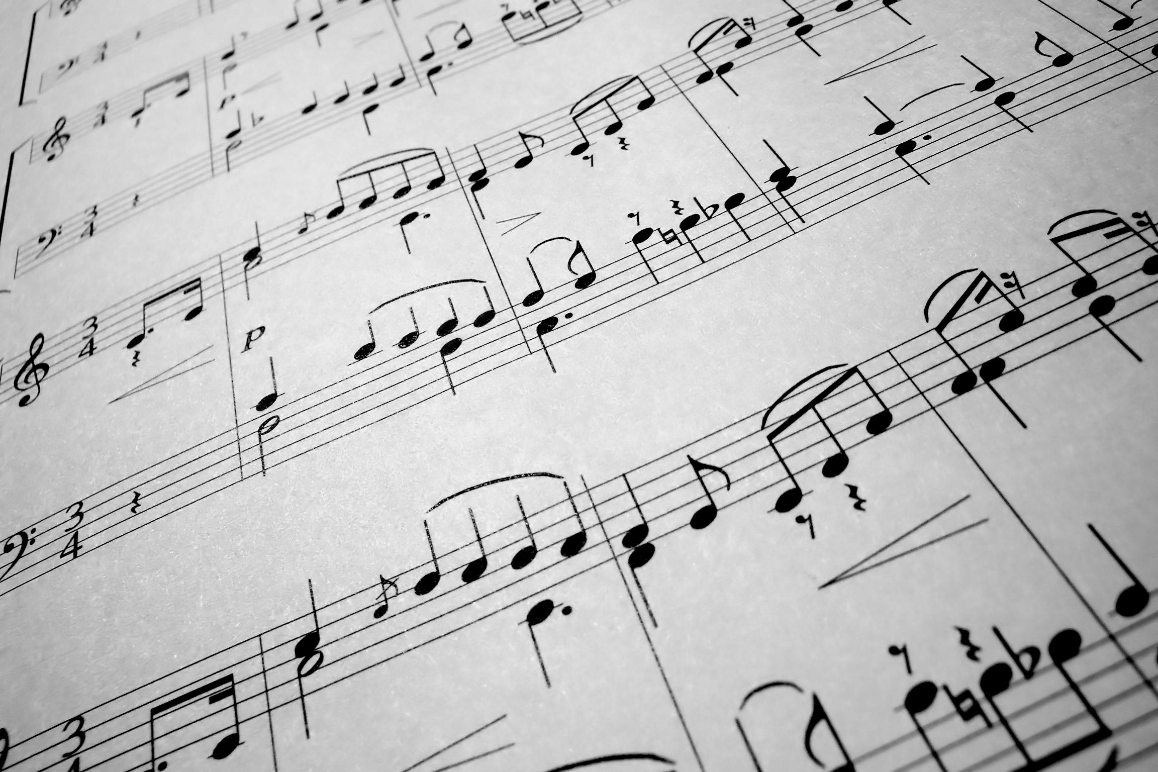 MusicLessonssheetmusic