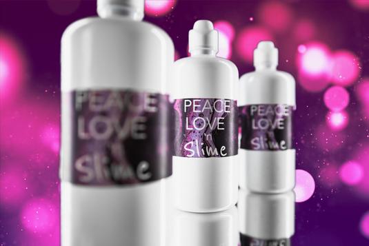 Peace Love N' Slime