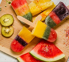 Ice fruit pops
