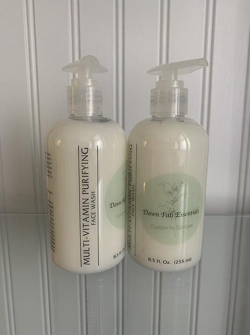 Multi-Vitamin Purifying Face Wash