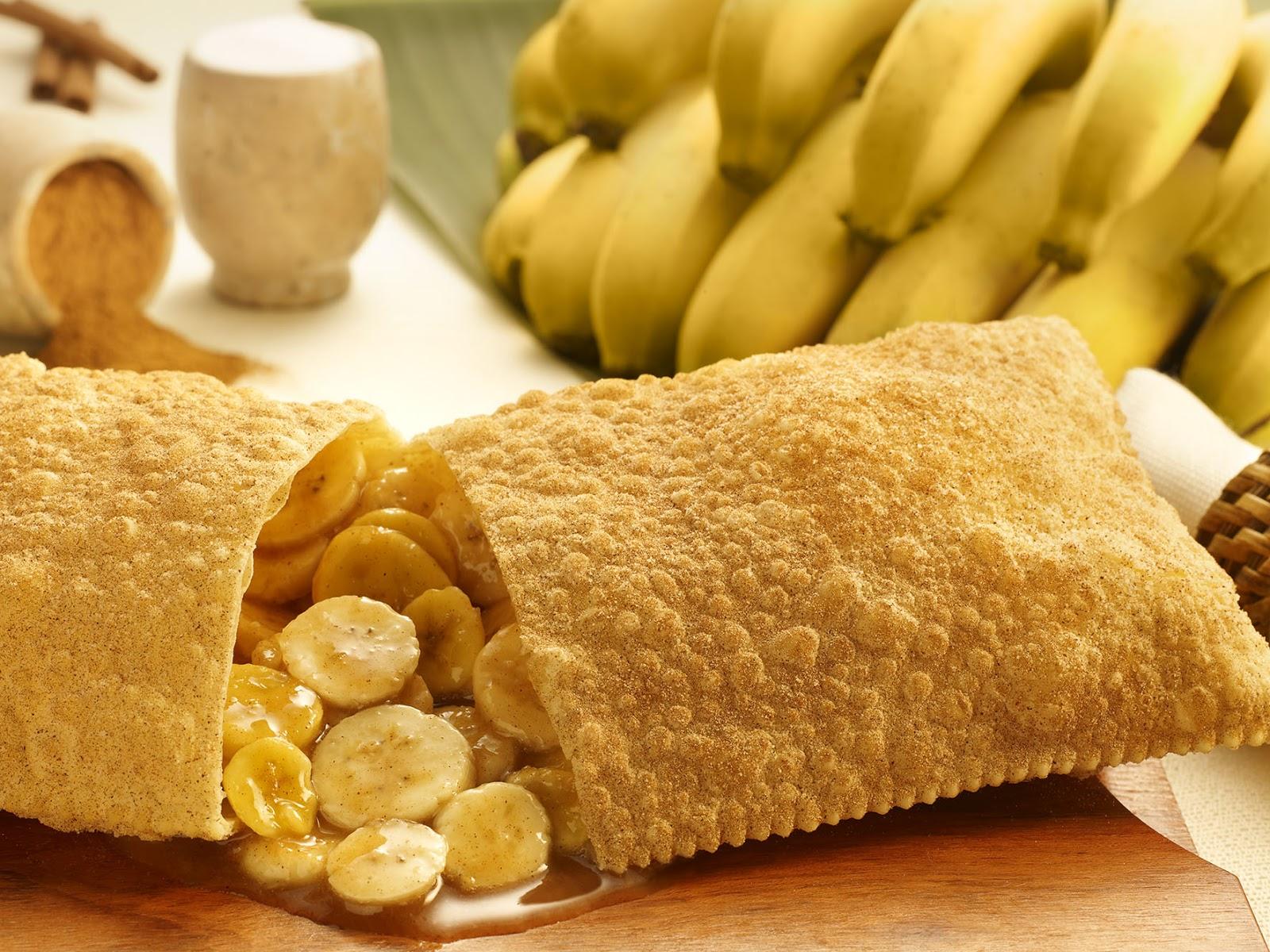Banana com Queijo