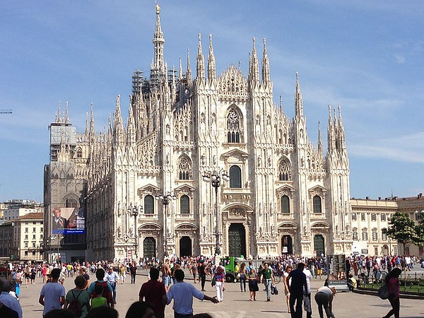Экскурсии из Венеции в Милан