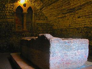 Верона. Гробница Джульетты